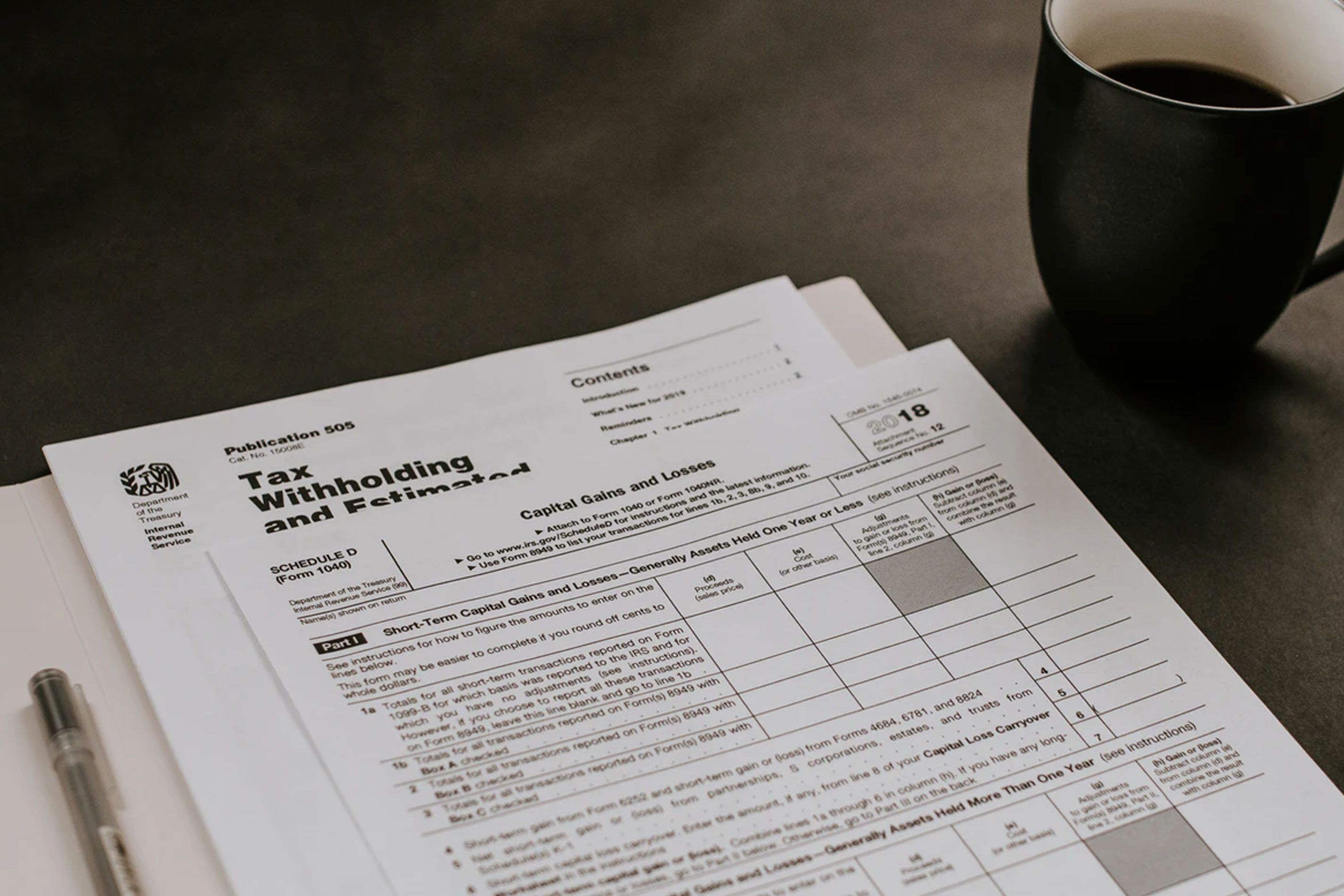 Episode 3: Keeping Up With Taxes